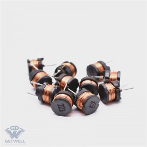Reasonable price Radial Coil Inductor 4.7mh Rod Toroid Inductor