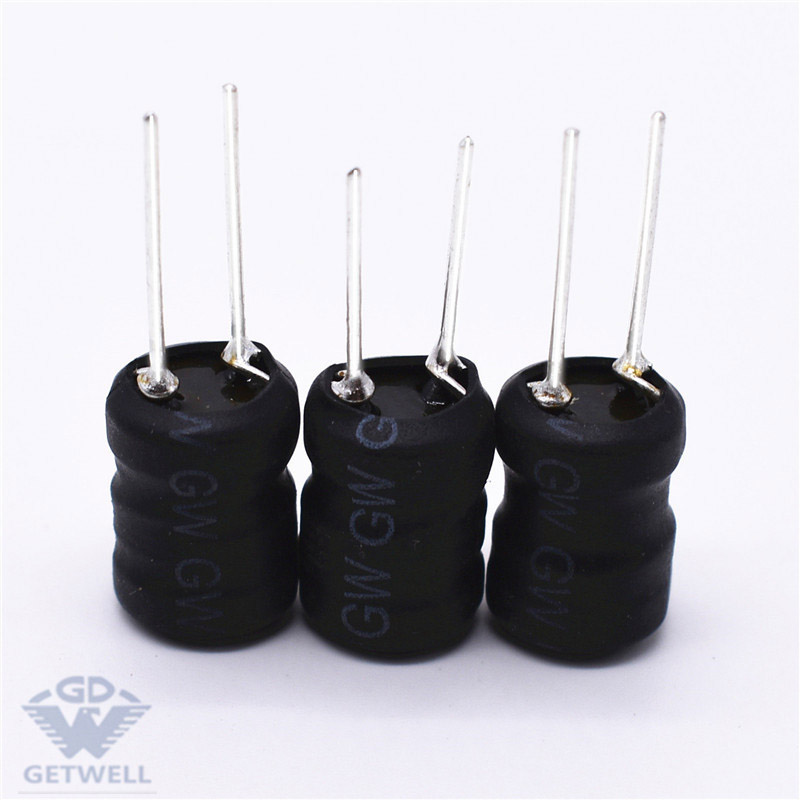 pin radial lead inductor RL 0912 | GETWELL Featured Image