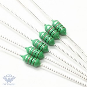 Ordinary Discount 100uh Color Ring Inductor Assortment Free Shipping 0410 1/4w Inductors 1uh-1mh