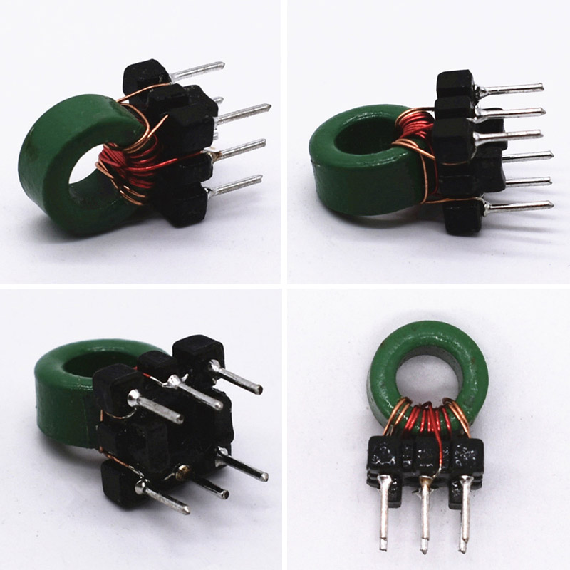 toroid ferrite core inductor 10uh