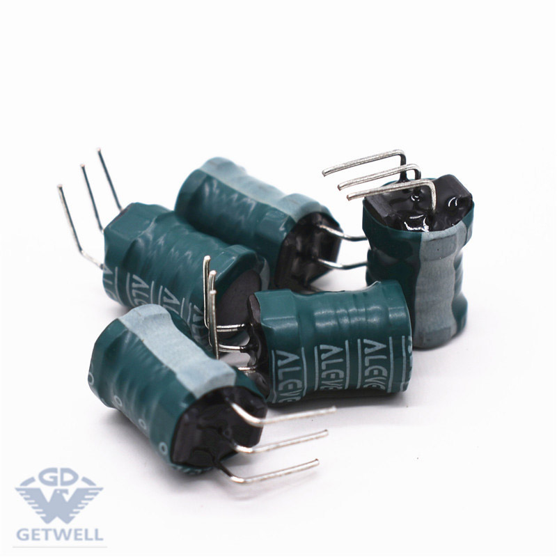 Europe style for Radial Buzzer 3 Pins Inductor With 9*12mm With Rohs Featured Image