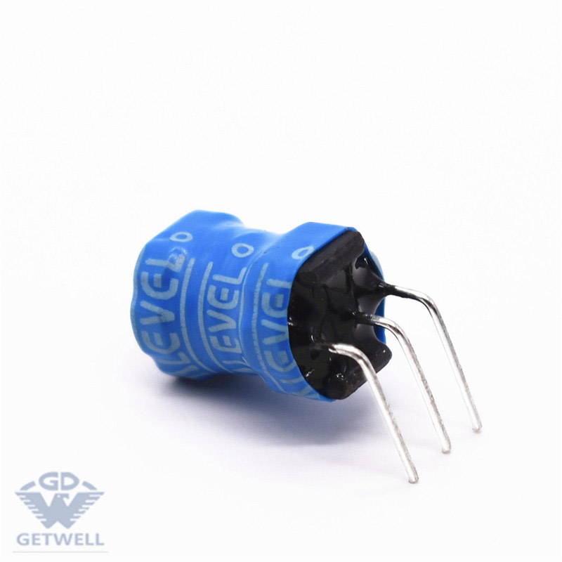 3 pin radial lead inductor