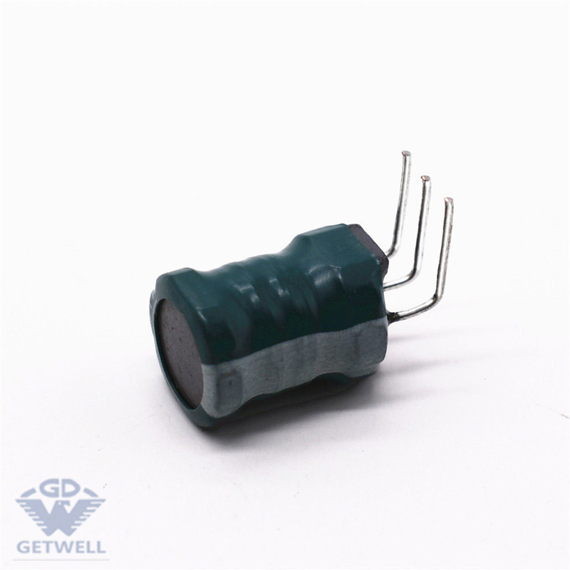 pin radial lead inductor