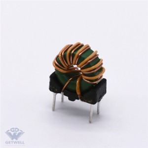 Factory making Crossover Iron Inductor -
