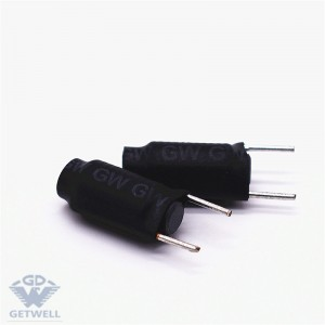 China Supplier Frequency Insulated Magnetic Coil Ferrite Core Rod Inductor