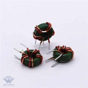 China 100 Microhenry Radial Inductor Manufacturers and Factory