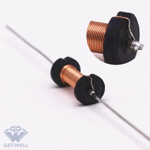 Hot-selling Axial Color Ring Inductors 0.1uh-1000uh:lga0307 Series