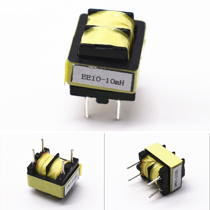 5 high voltage and high frequency step down transformer