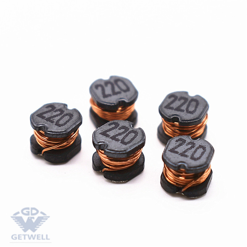 molded wirewound chip inductor