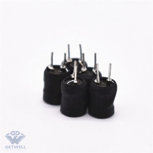 Factory Cheap Hot Radial Fixed Leaded Inductors With Inductance Ranging From 0.33uh To 47mh