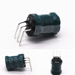 Europe style for Radial Buzzer 3 Pins Inductor With 9*12mm With Rohs