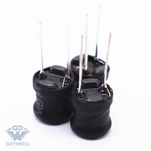 Radial power inductors-RLP 0809 | GETWELL