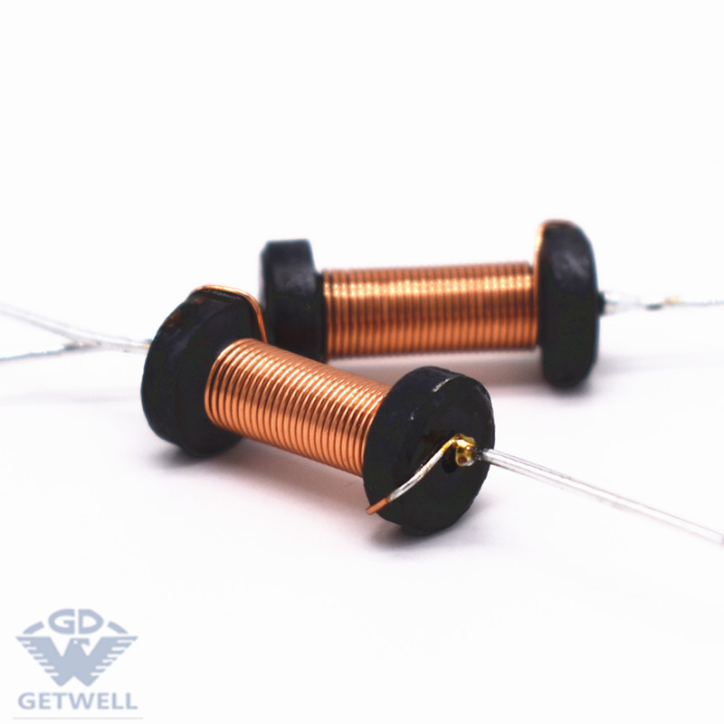 100 uh 1ω through hole axial inductor