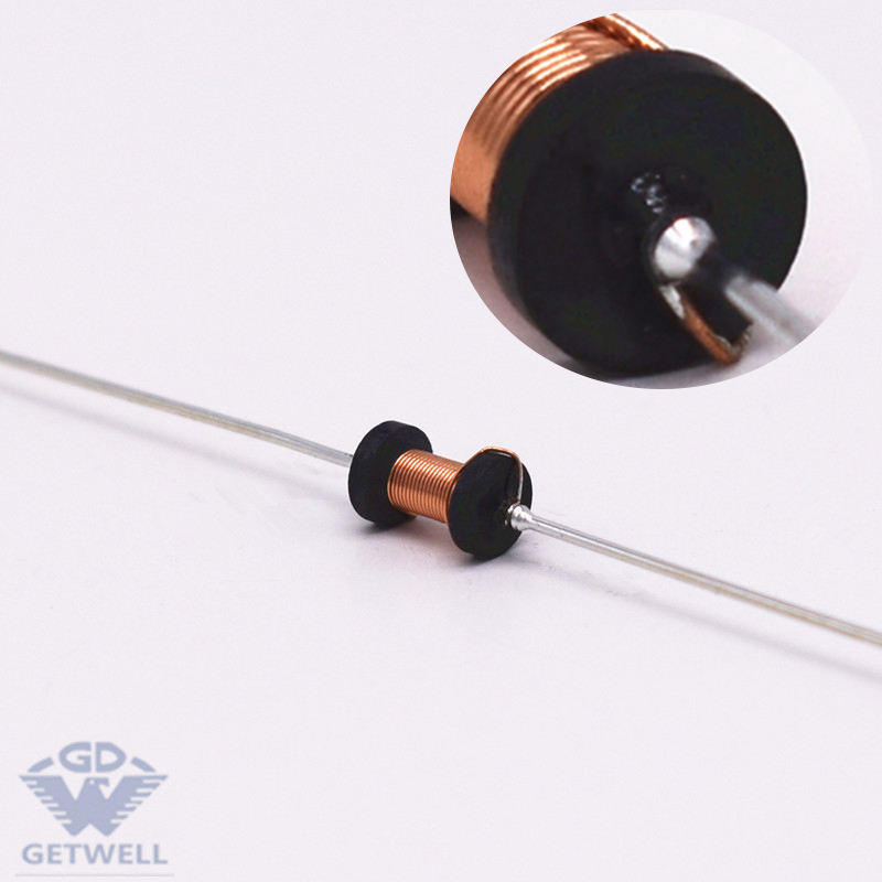 Good quality Leaded Co-Axial 1 Mh Inductor -