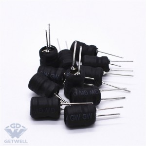 pin radial lead inductor RL 0912 | GETWELL