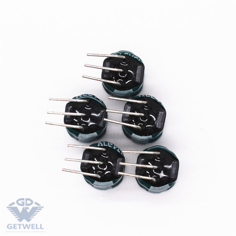 ferrite core radial leaded inductor