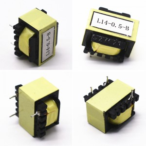 high frequency smps transformer-EE14   GETWELL