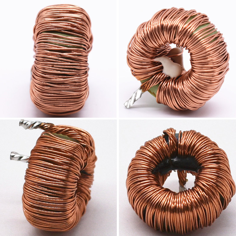 toroid core inductor wire