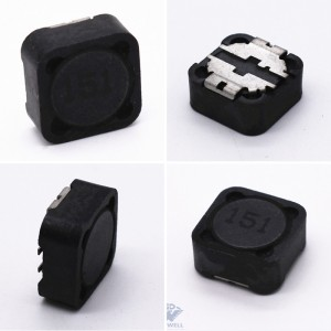 Bottom price Smd Inductor Patch Power Inductor Cdrh127 2200uh 2.2mh 20% 222 Mark 12*12*7.5mm Current Inductors Original