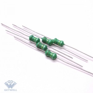 How to measure the quality of color ring inductance